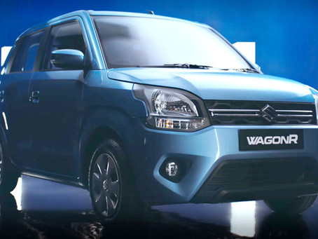 Over 22 Lakh Wagon R sold till date in India!