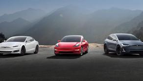 Tesla Global Sales Statistics – 2019