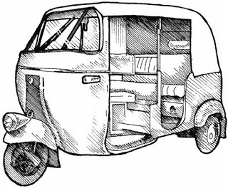 Big Boost to 3 Wheeler Industry – as Government announces end to Permits in Major Markets