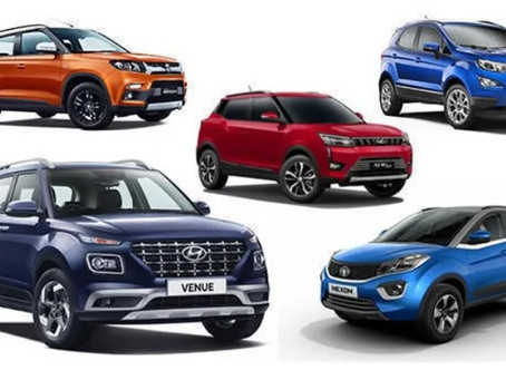 Statewise & Citywise Compact SUV Sales in India – FY2020 (Part 4)