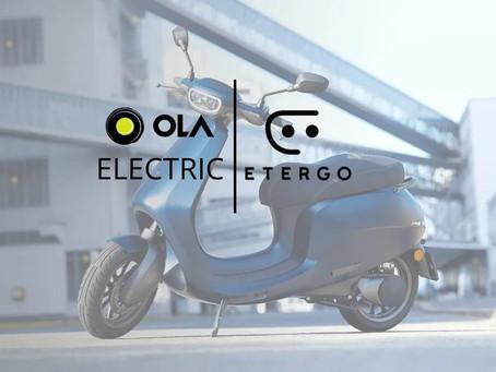 Ola Electric acquires Etergo