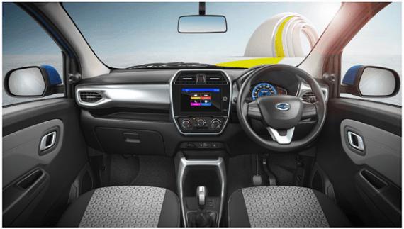 2020 Datsun Redi Go Facelift Dashboard Interior