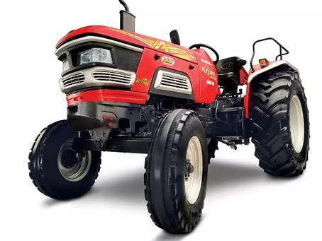 Mahindra & Escorts Tractor Sales – April 2020
