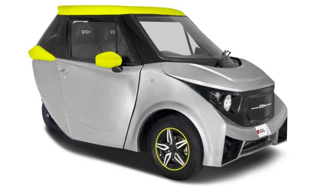 Strom R3 Electric Trike
