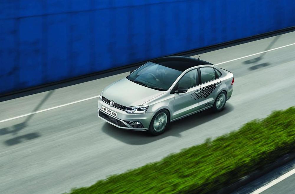 2020 Volkswagen Vento TSI Edition