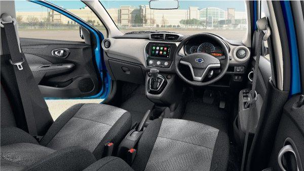 2020 Datsun Go / Go Plus BS6 Cabin Dashboard