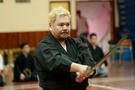Hong Kong Iaido Kenjutsu Association Competition
