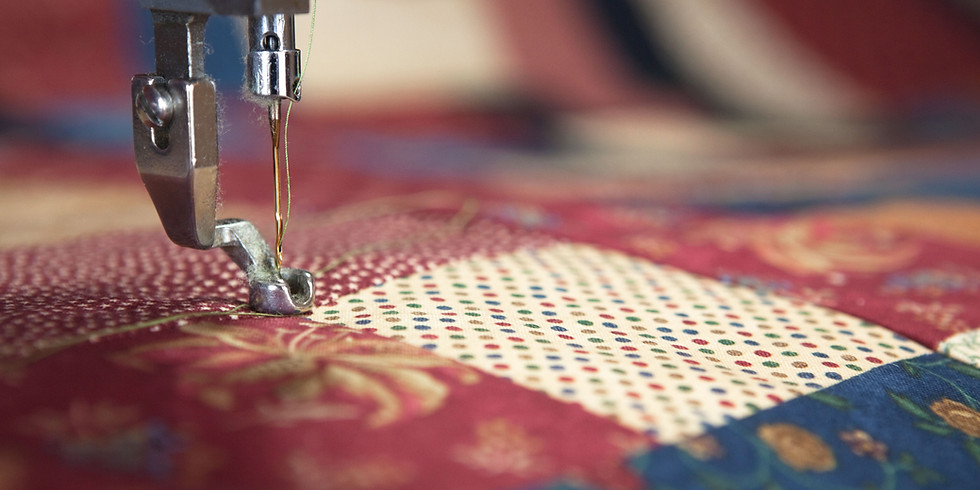 Learn to Make a Quilt Top (Thursdays)