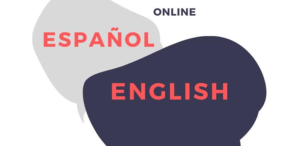 Online Intercambio Español/English (FREE)    (3)