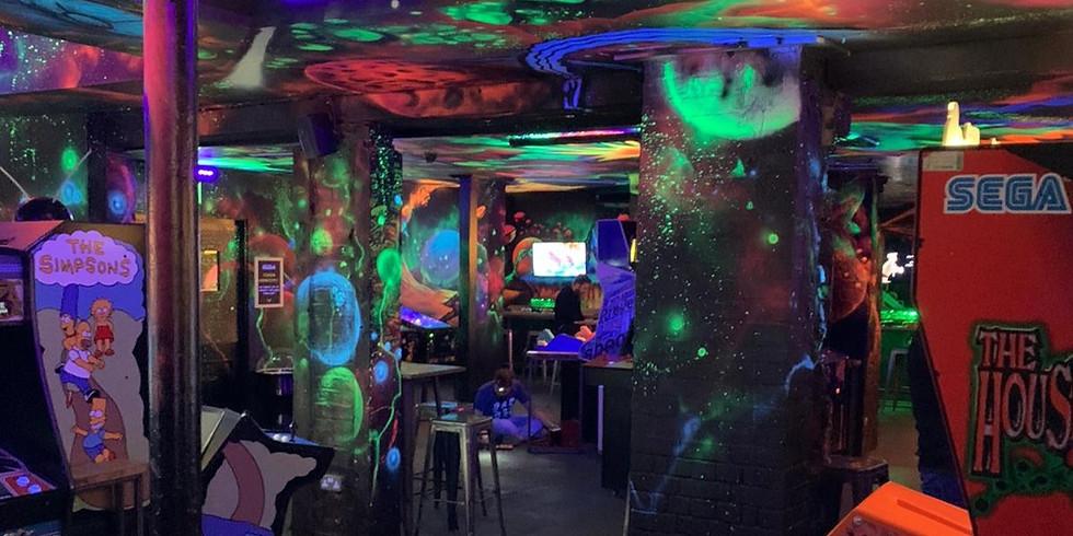Meetup at the Arcade Bar