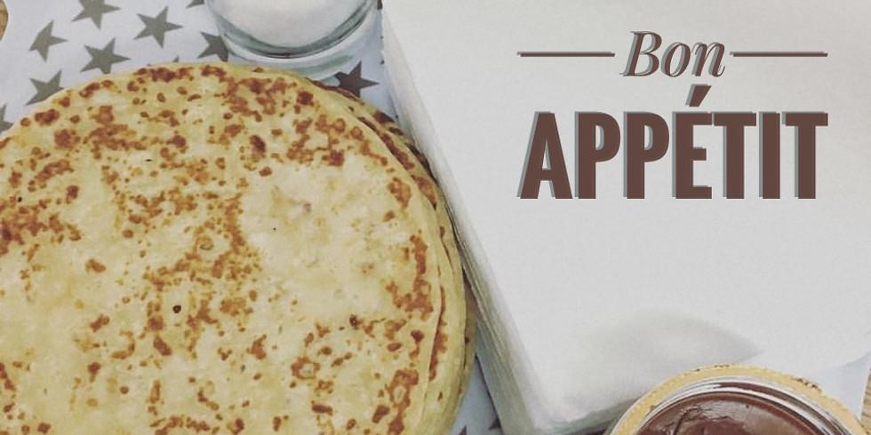 Pancake Day / Mardi Gras