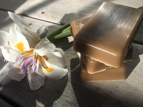 Facial Cleanser Bar With Moroccan Lava Clay