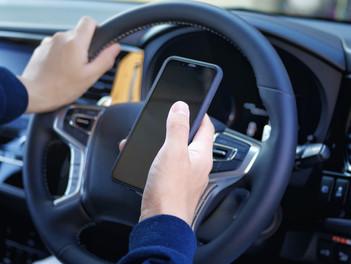 運転中のスマホ使用の厳罰化がスタート