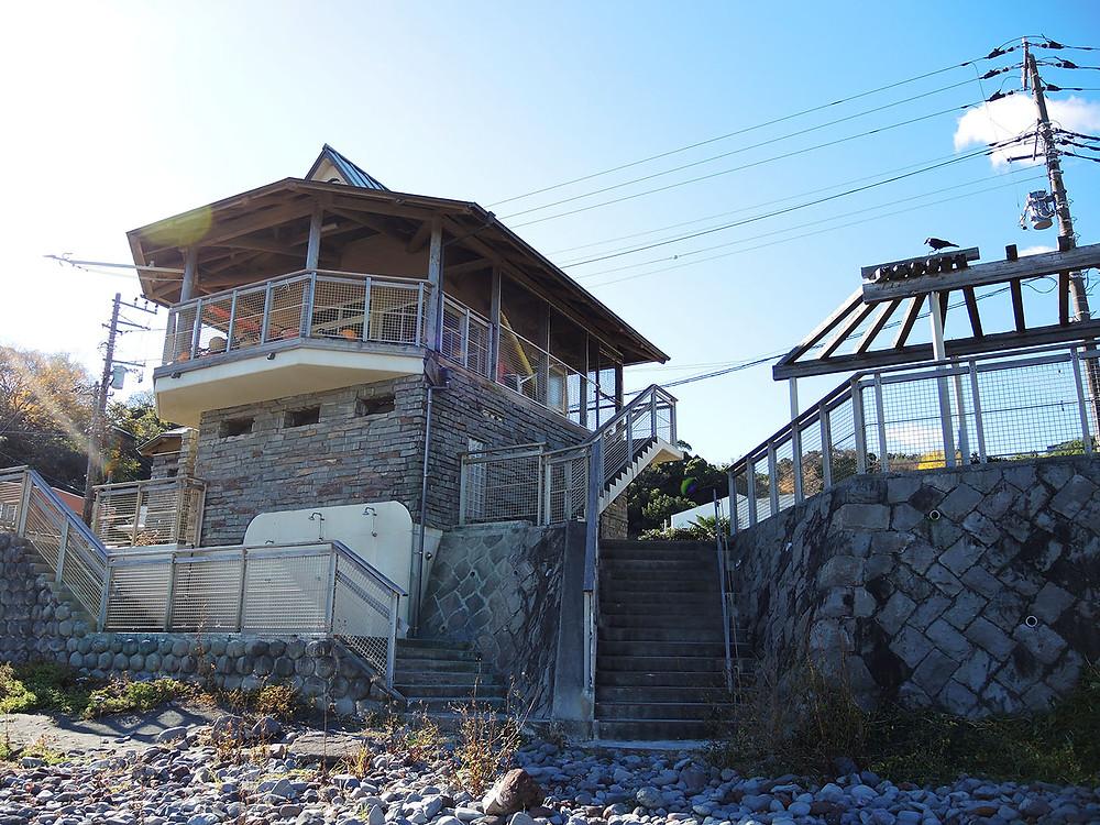 真鶴岩海水浴場