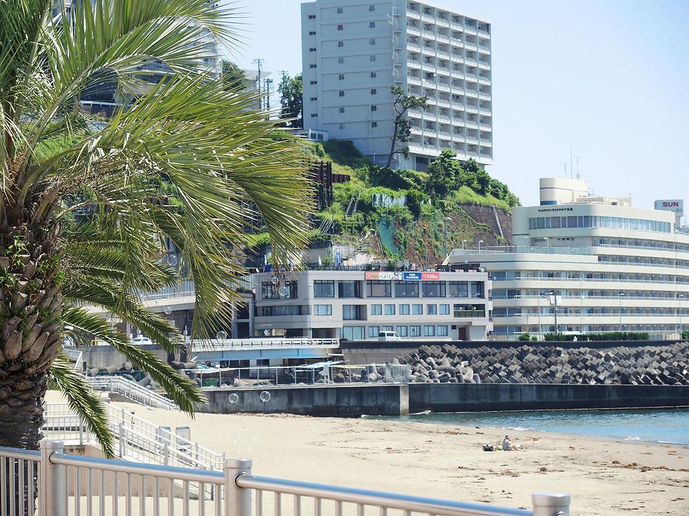 熱海ビーチライン料金改定とサンビーチ