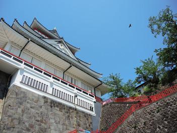 熱海城から眺める景色