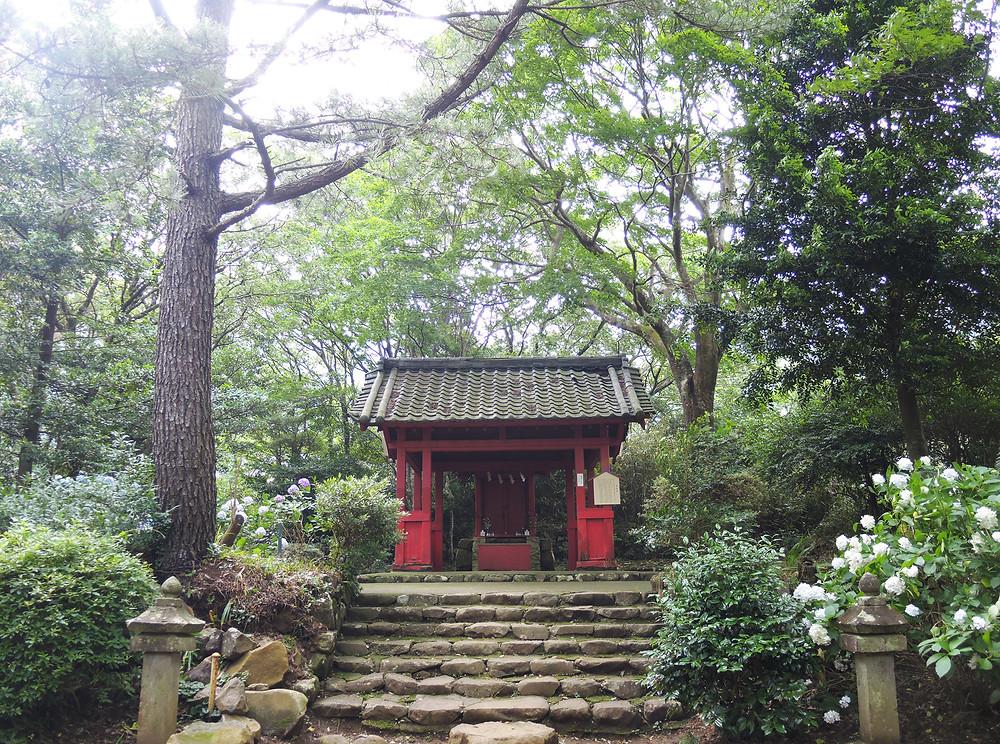伊豆山神社本宮社 熱海別荘不動産Irodoriいろどり