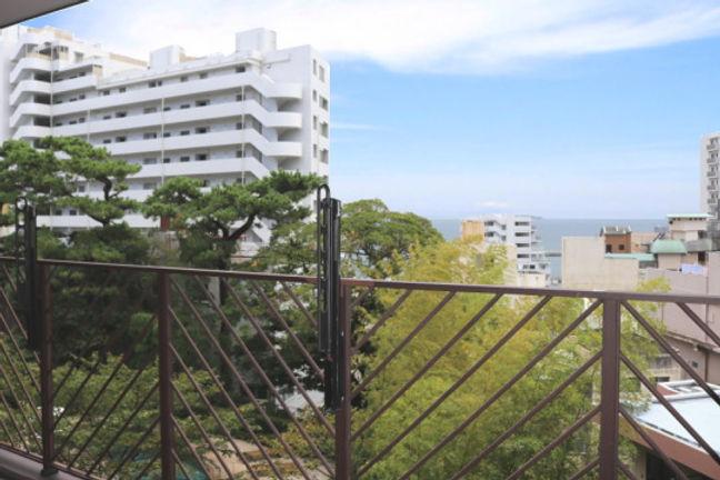 温泉付きリゾートマンション アデニウム熱海翠光園