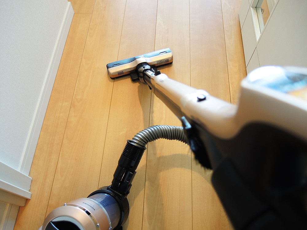 売却物件の清掃管理