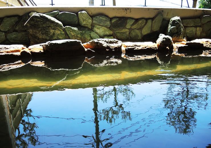 アデニウム真鶴の温泉