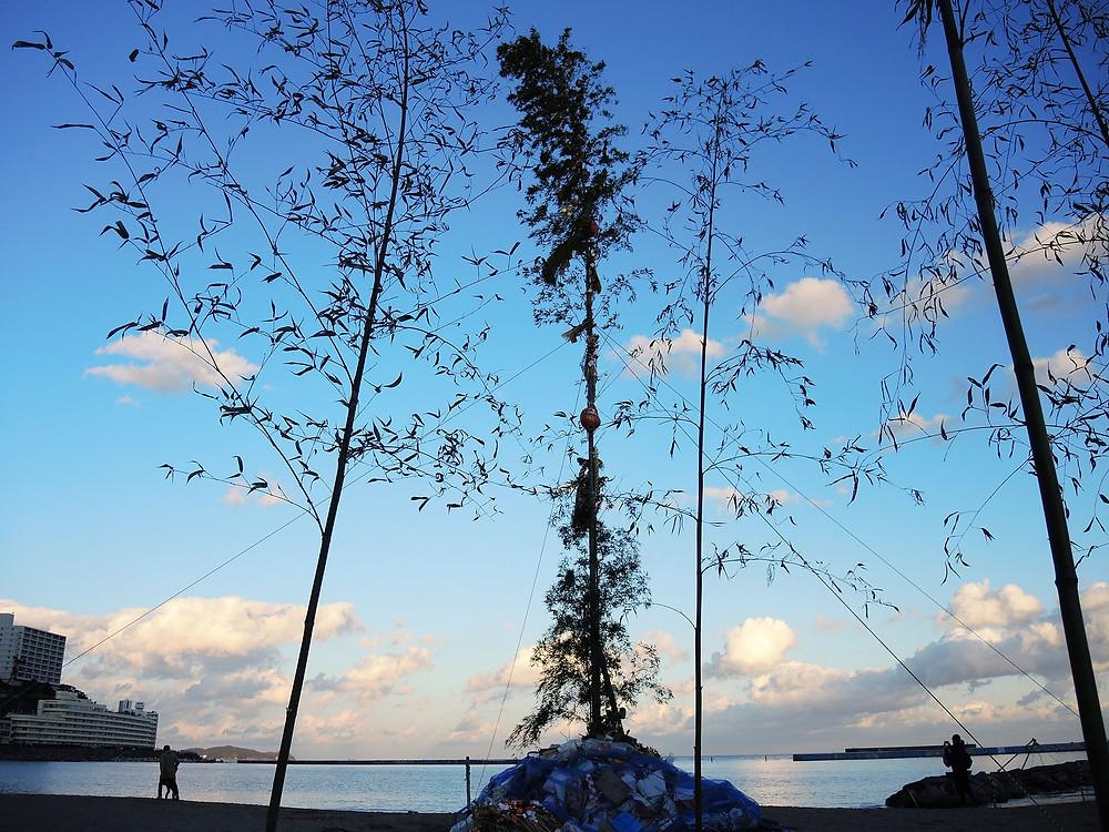 熱海サンビーチどんどん焼き 熱海別荘・不動産・別荘清掃管理のIrodoriいろどり
