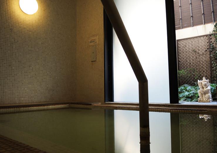 アデニウム熱海翠光園温泉施設プライベートスパ