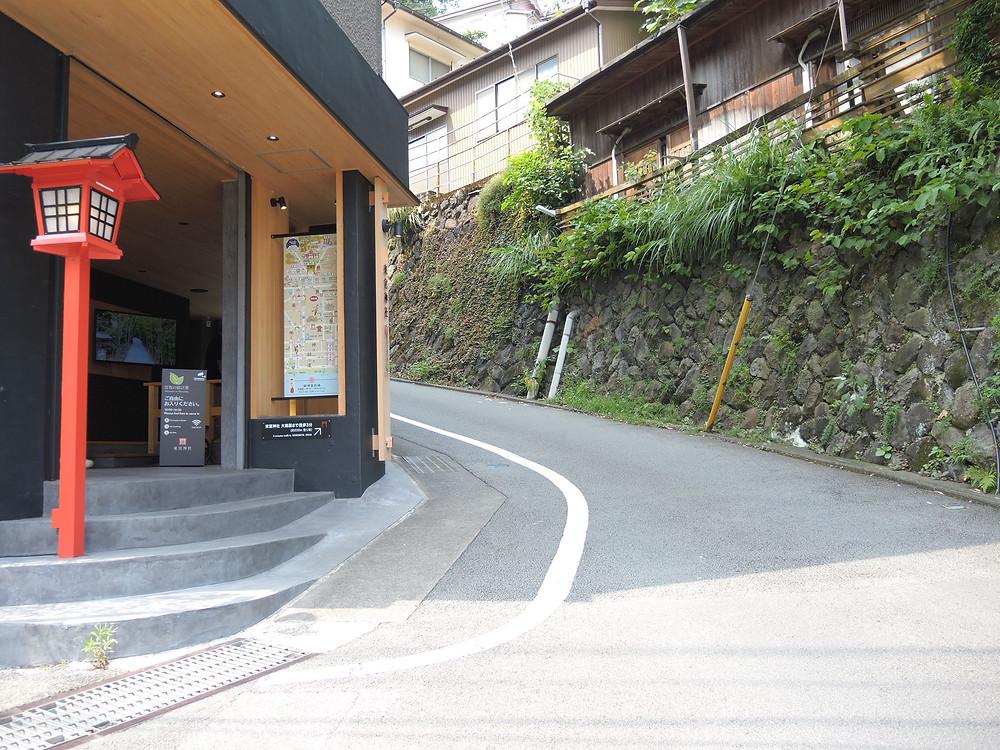 熱海来宮神社宮坂の結び葉