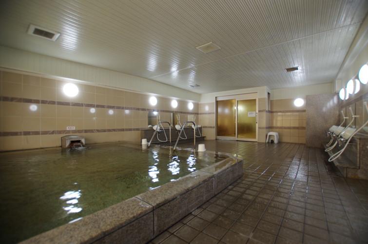 熱海温泉付きマンションマイキャッスル熱海の温泉施設