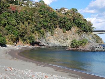 真鶴散歩 ~岩海岸~