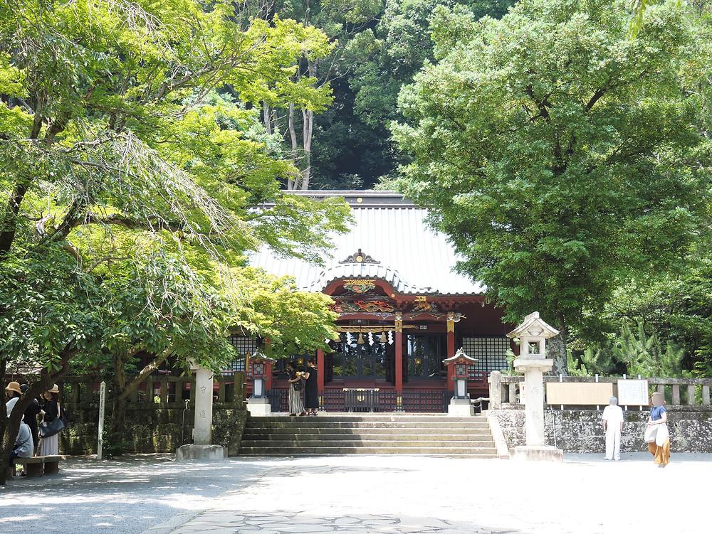 熱海伊豆山神社本殿