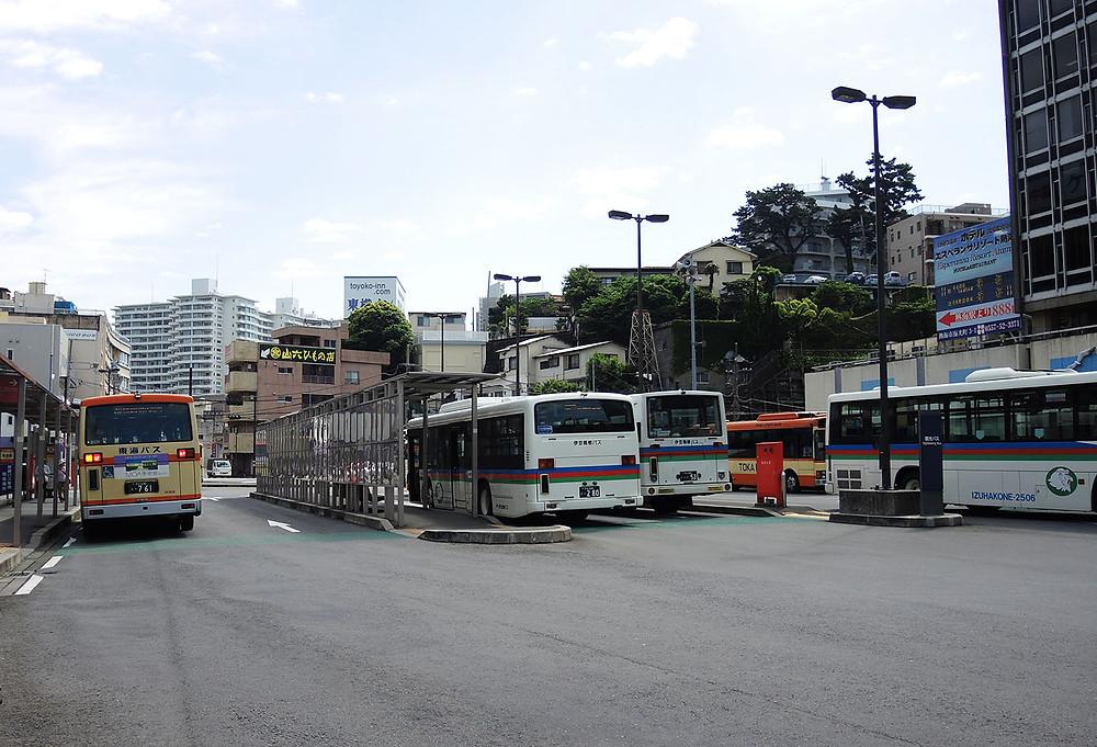 熱海市内の路線バスでICカード利用可能