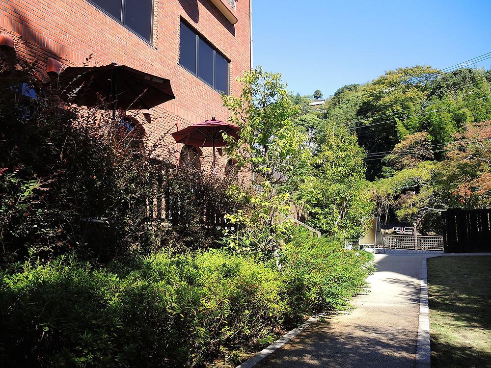 町立湯河原美術館ミュージアムカフェ and garden