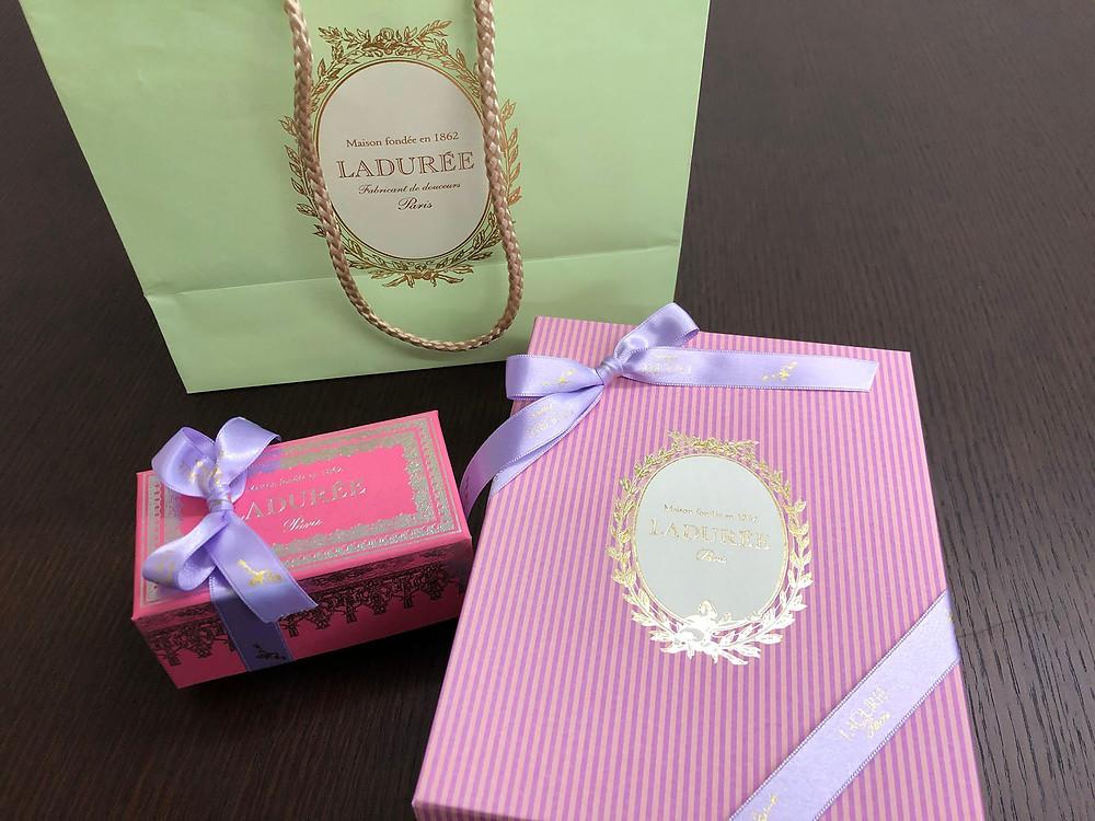 ラデュレのお菓子 熱海別荘不動産Irodori