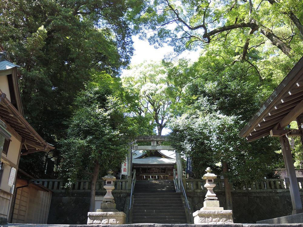 湯河原町 五所神社