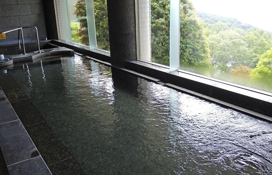 ドメーヌ熱海伊豆山 温泉施設