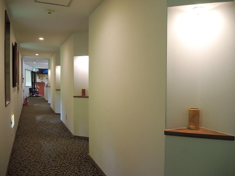 箱根町元箱根売ホテルの館内
