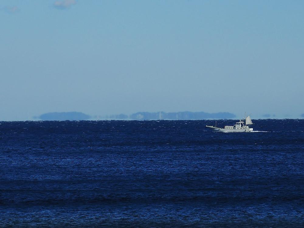 真鶴岩海岸