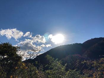 熱海の冬の日照時間