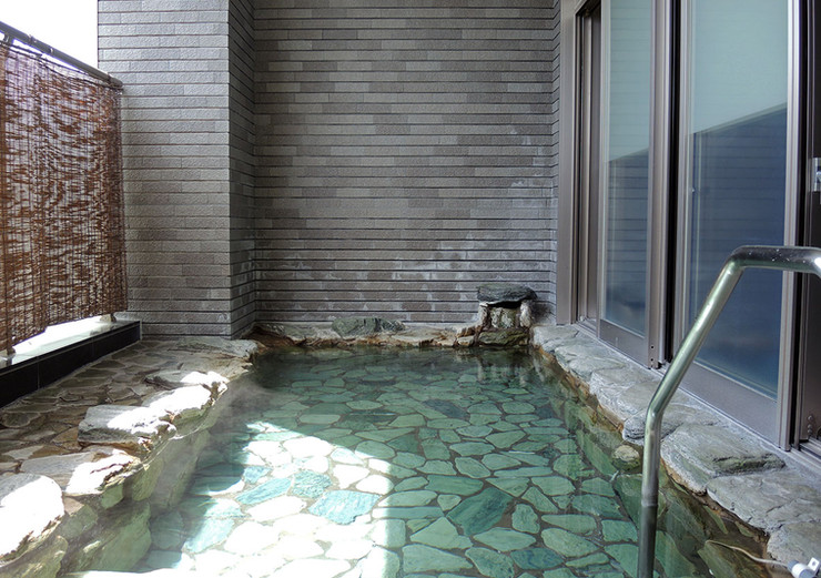 ゼファー湯河原D-PLACE 温泉