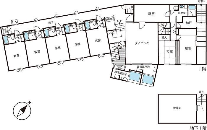 元箱根リゾートホテル 売ホテル イロドリ