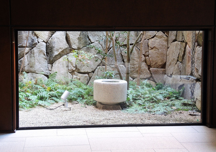 アデニウム熱海翠光園エントランスホール