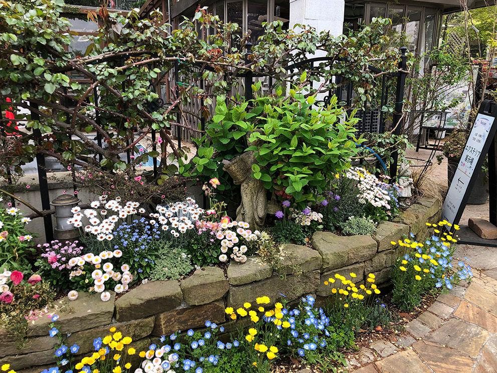 花と緑のある暮らし ガーデニング