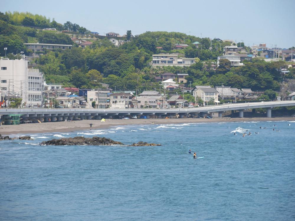 アデニウム真鶴と湯河原吉浜海岸