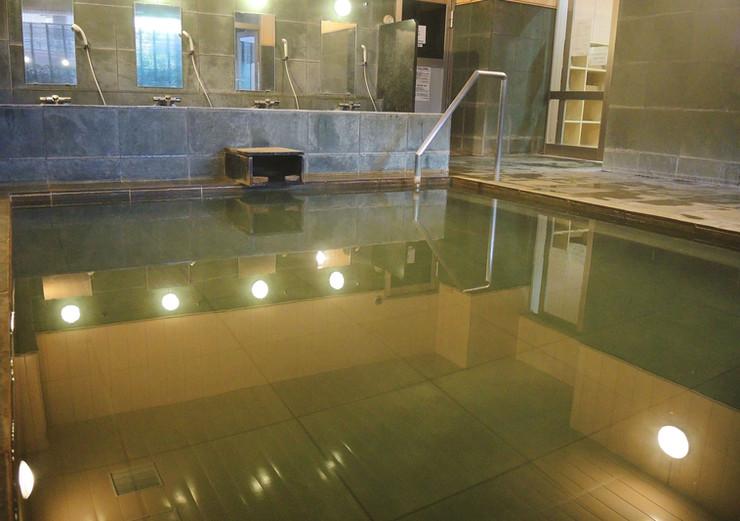 アデニウム熱海翠光園温泉大浴場