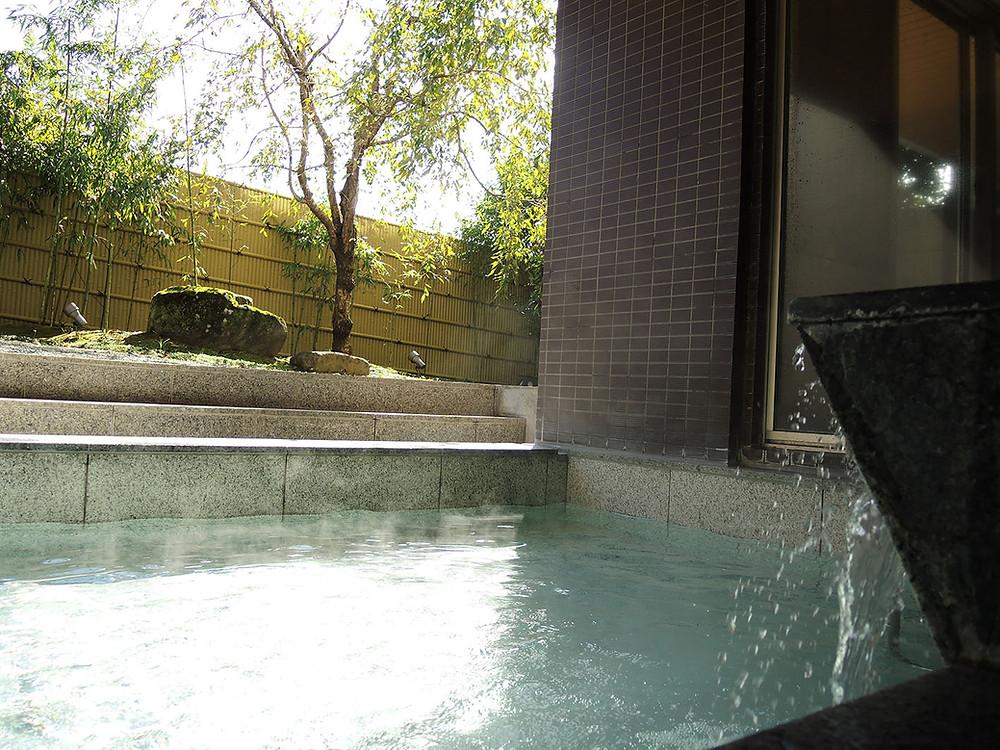 熱海 温泉かけ流し露天風呂 リゾートマンション