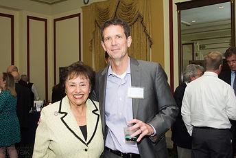 CTE Executive Director Dan Raudebaugh with Representative Nina Lowey (NY-17)