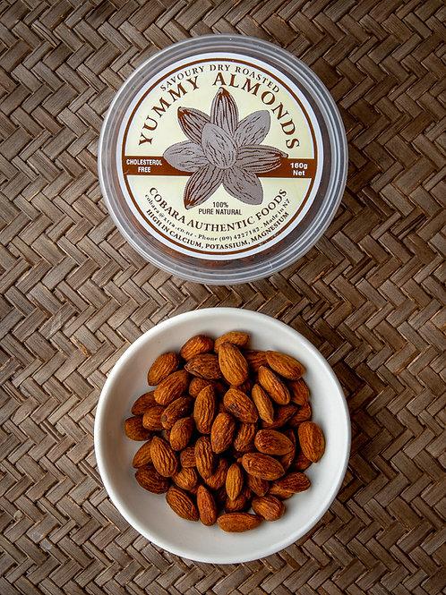 Savoury Almonds