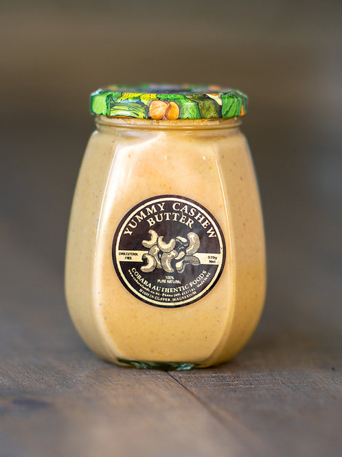 Yummy Cashew Butter