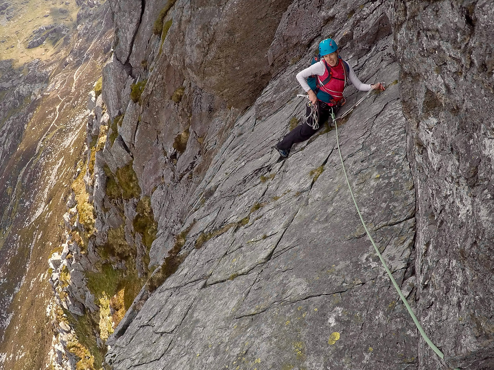 The Knights Move, Grooved Arete