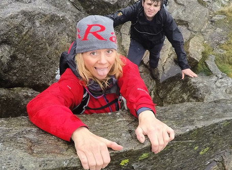 Scrambling Skills For Hillwalkers